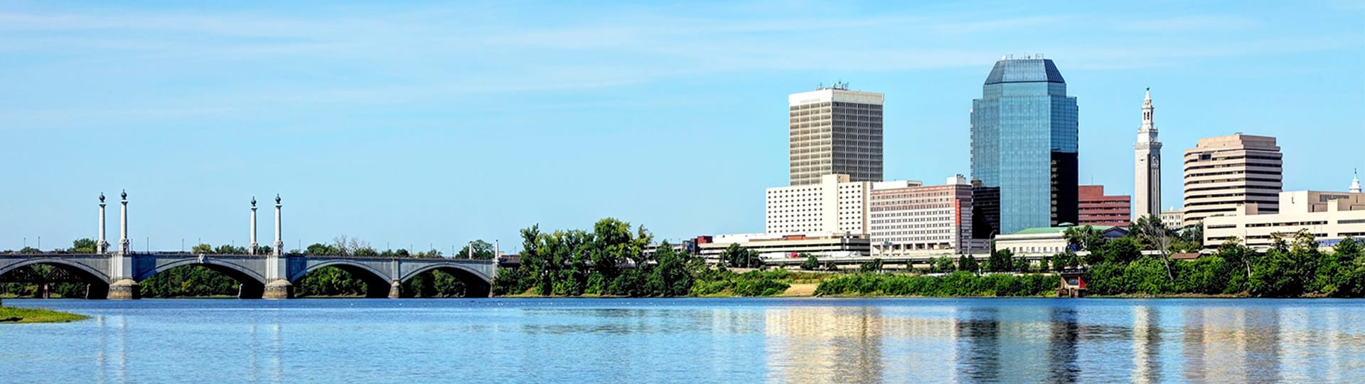 Downtown Springfield Waterfront