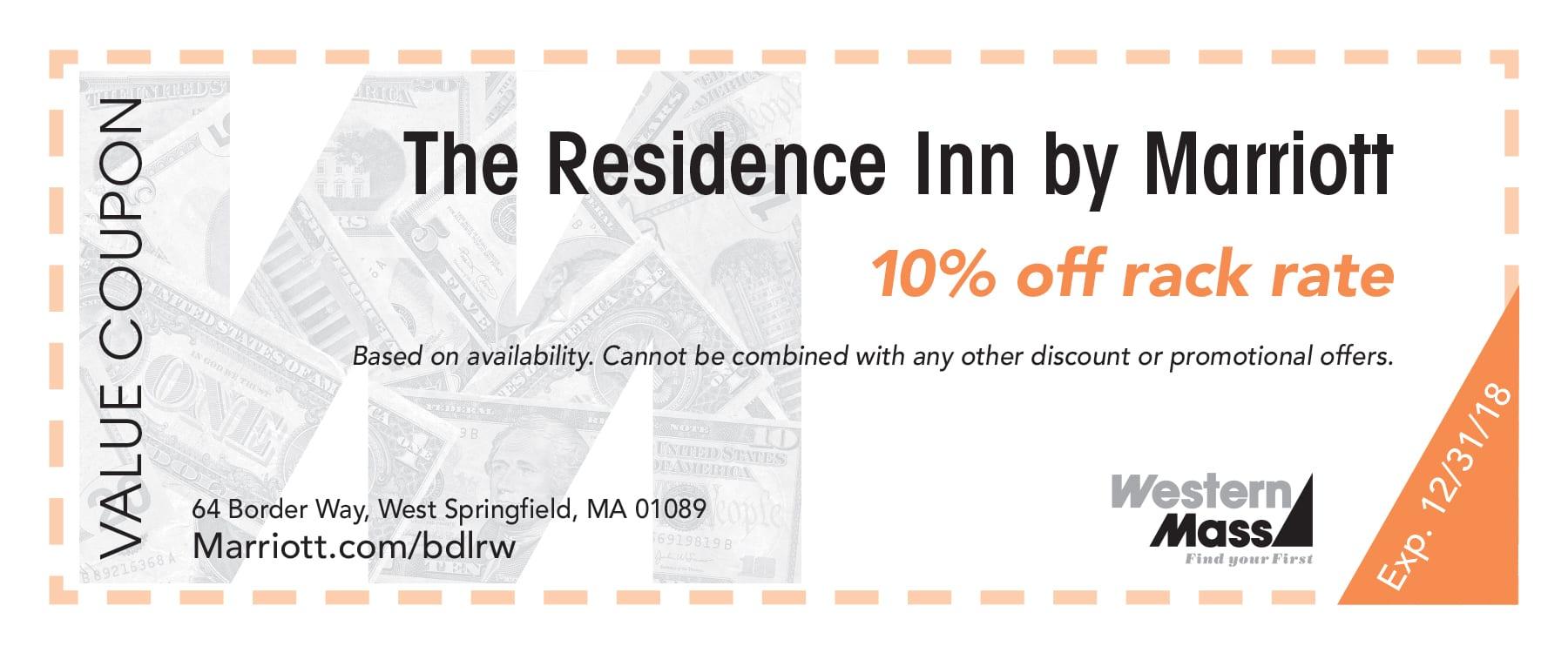 The Residence Inn by Marriott