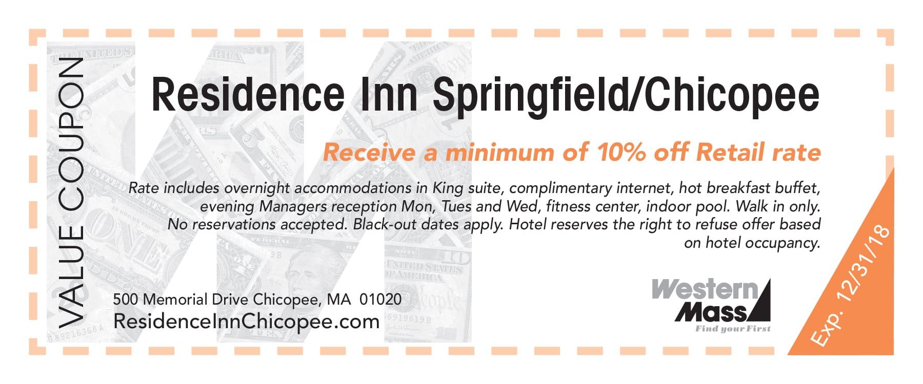 Residence Inn Springfield/ Chicopee