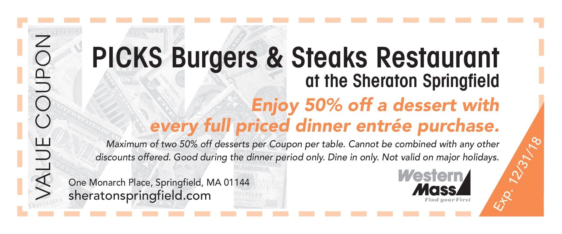 PICKS Burgers & Steaks Restaurant