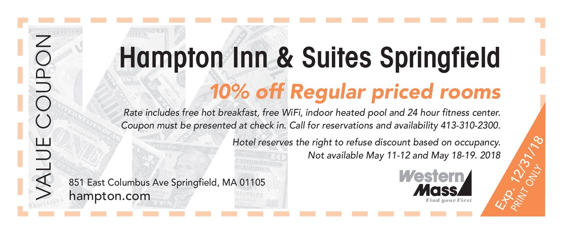 Hampton Inn & Suites Springfield