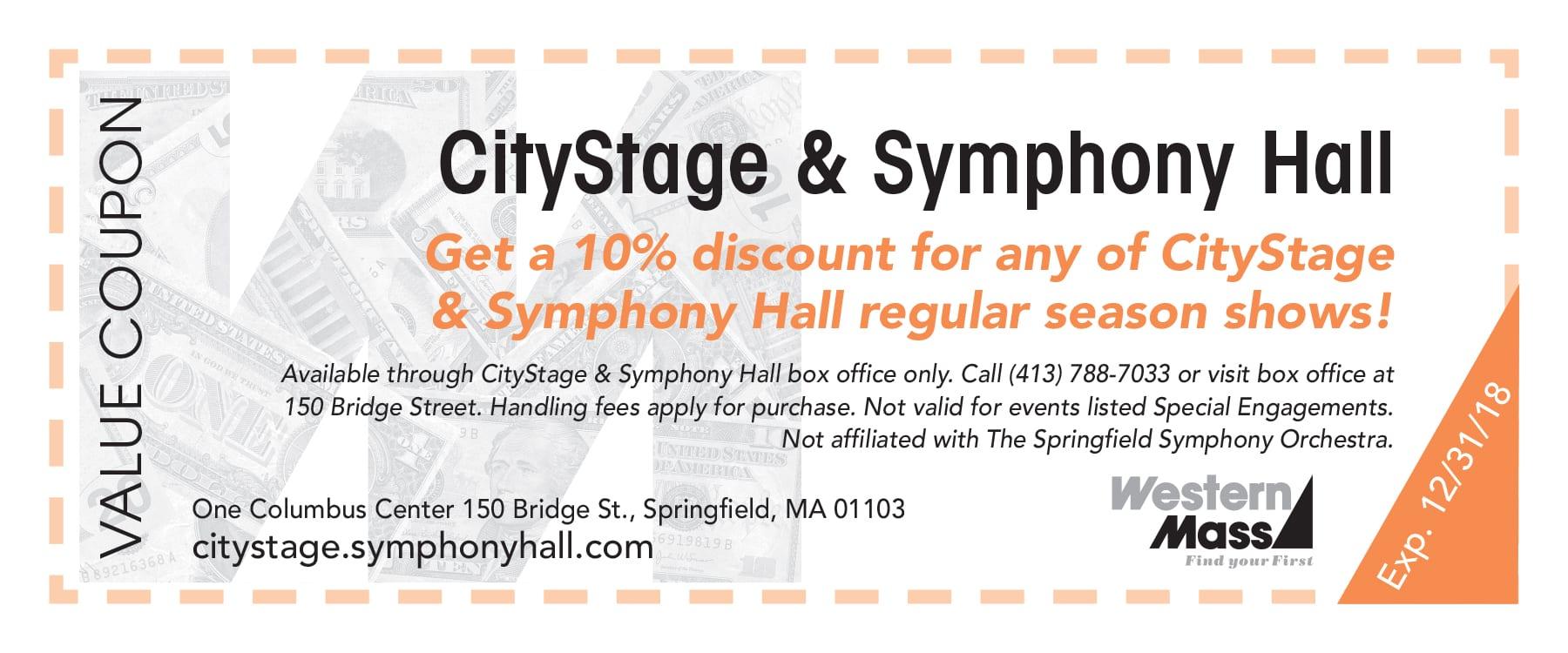 CityStage & Symphony Hall
