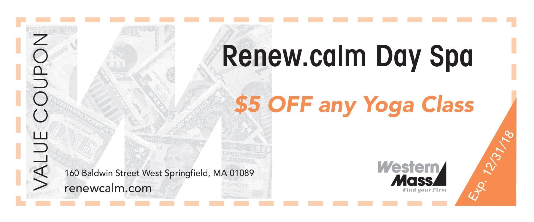 Renew.calm Day Spa