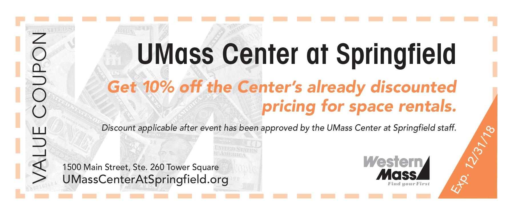 UMass Center at Springfield