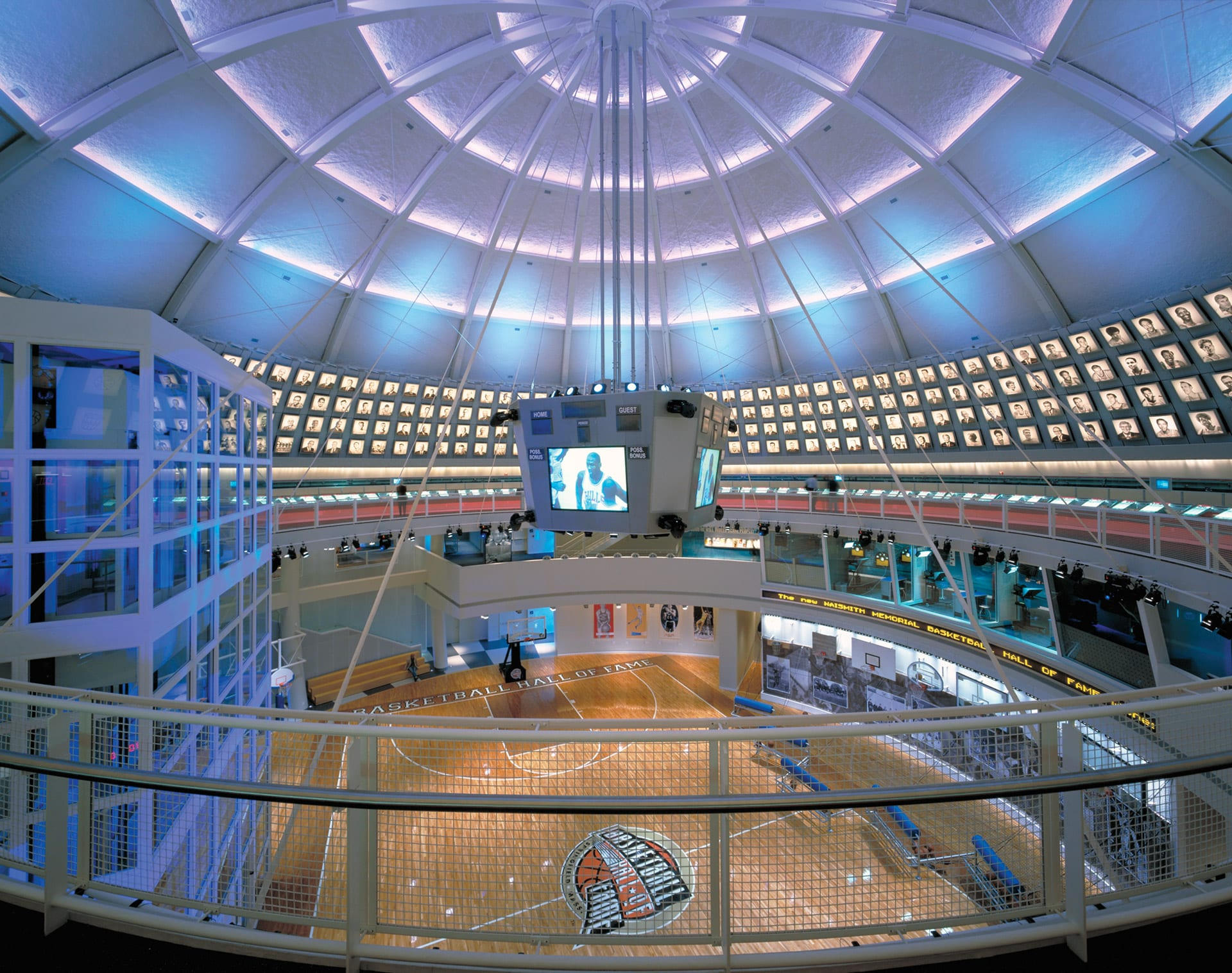 basketball hof