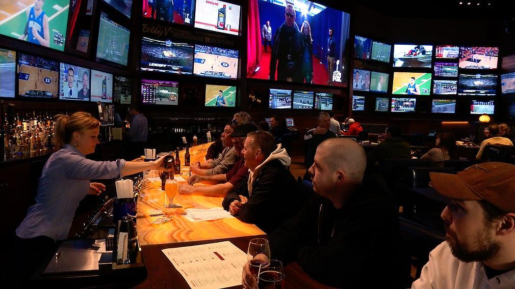 bobby v sports bar