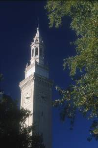 The Campanile Clock Tower