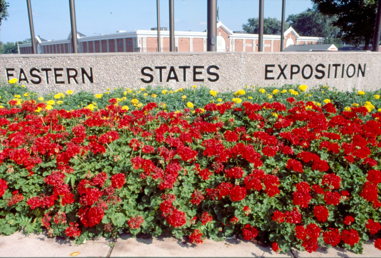 Eastern States Exposition Entrance