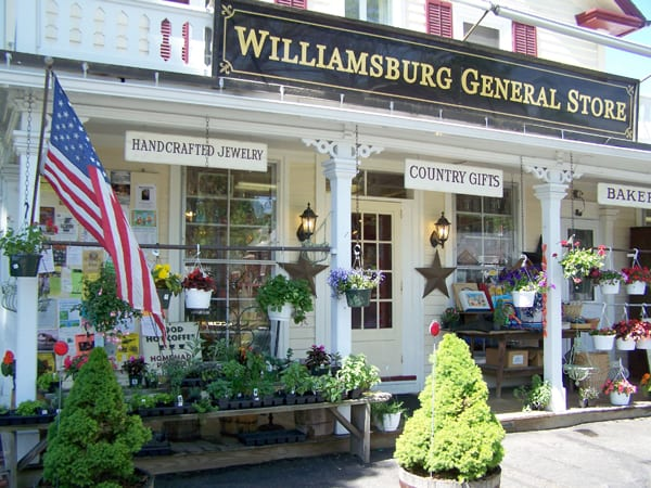 Williamsburg Store