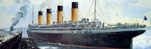 titanic historical
