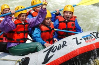 zoaroutdoorrafting
