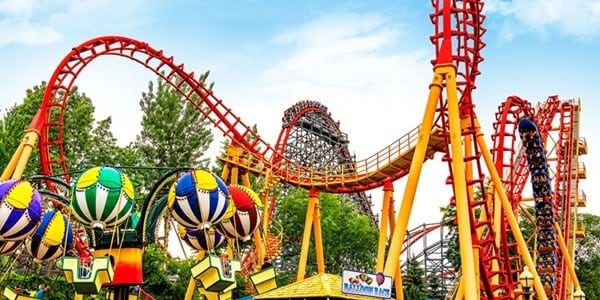 Six Flags New England The Thrill Capital Of Is Opening Its Gates For 2019 Season And Will Be Open Daily Both Connecticuts