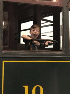 ct trolley kid