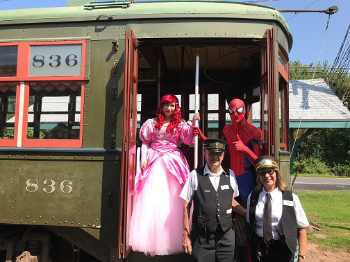 ct trolley super hero day2