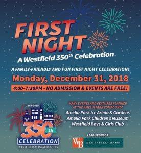 westfield first night