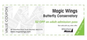 coupon book magic wings