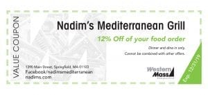 coupon book nadims grill