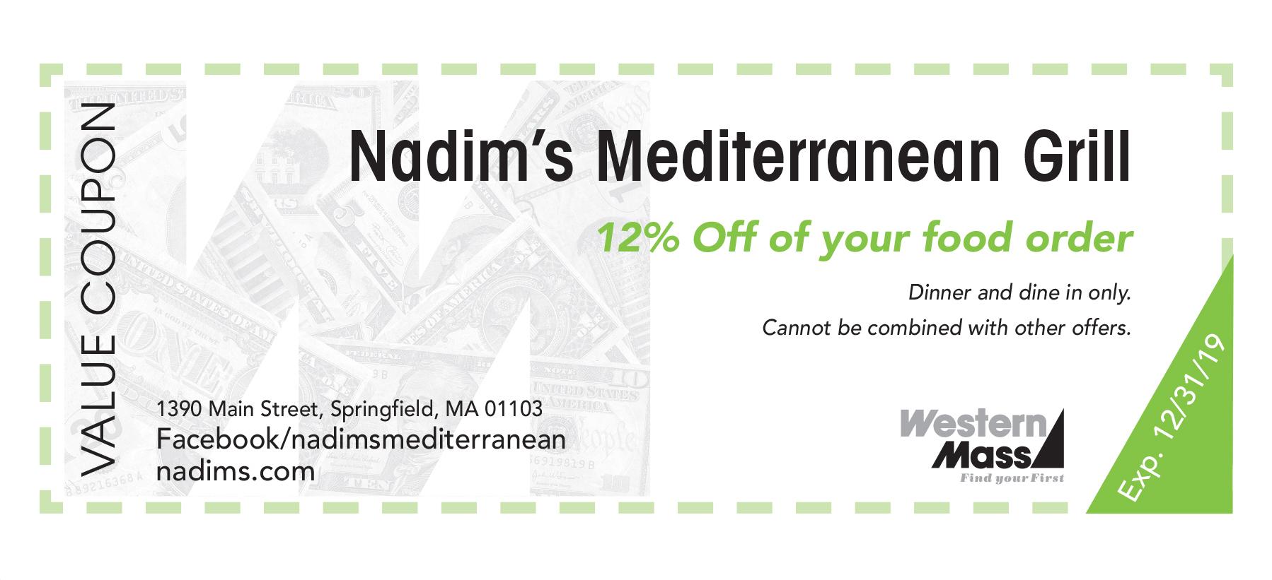 Nadim's Mediterranean Grill