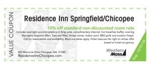 coupon book residence inn spfld