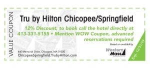 coupon book tru hilton chicopee spfld