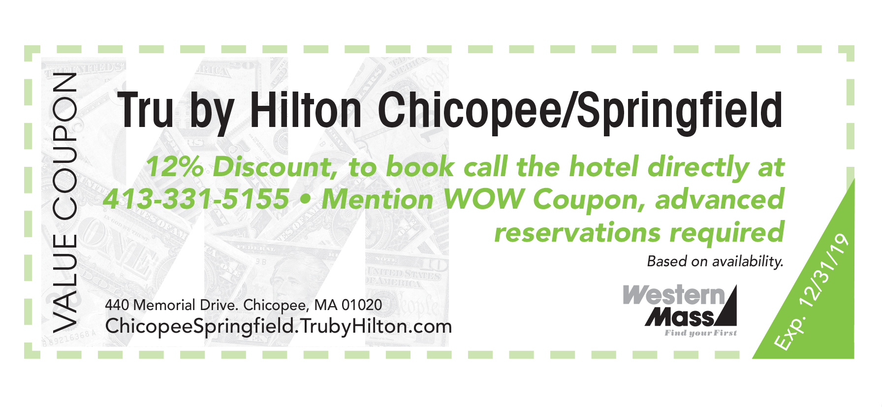 Tru by Hilton Chicopee/Springfield