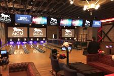 mgm bowling arcade th