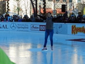 mgm ice rink