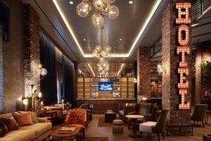 mgm lobby bar