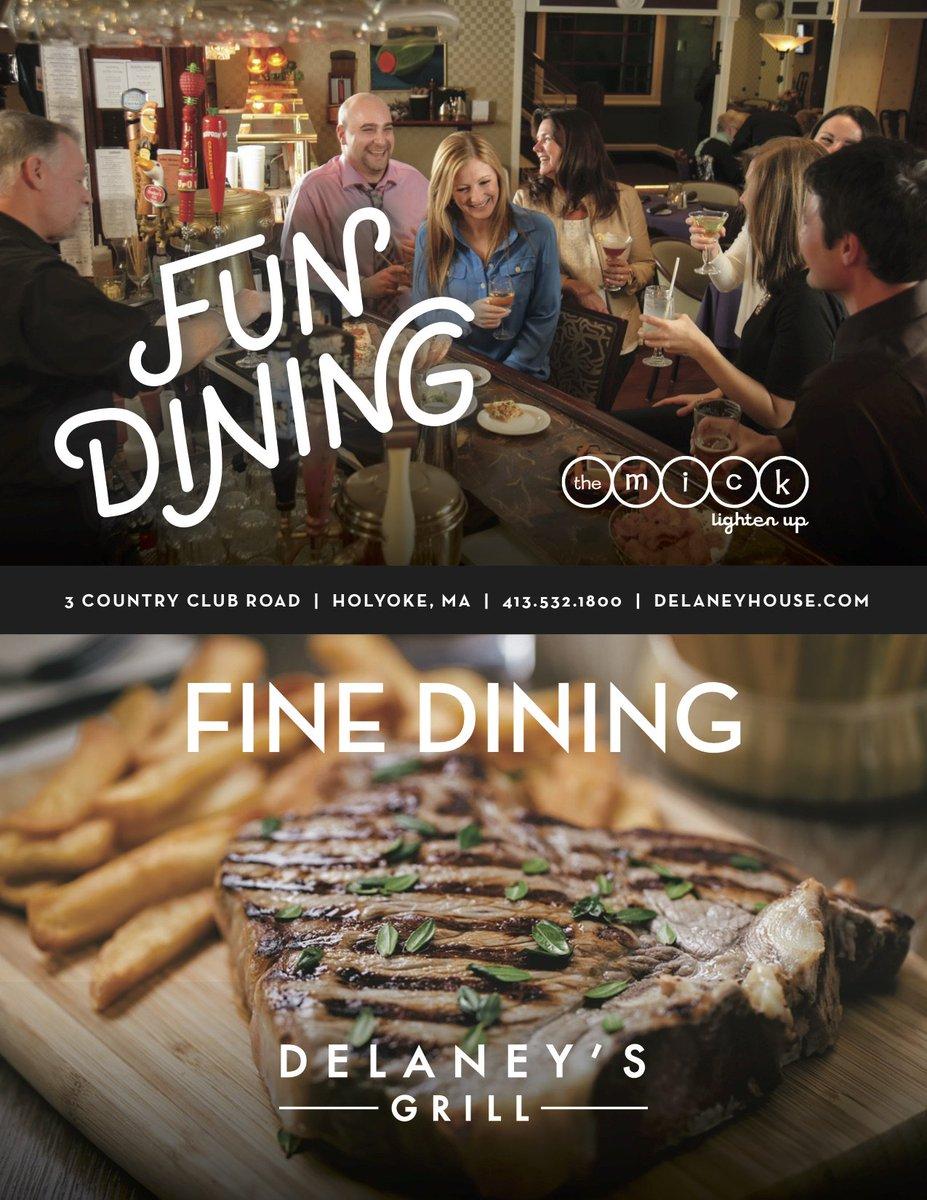 fun diningfine dining
