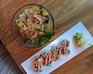 iya sushi noodle kitchen