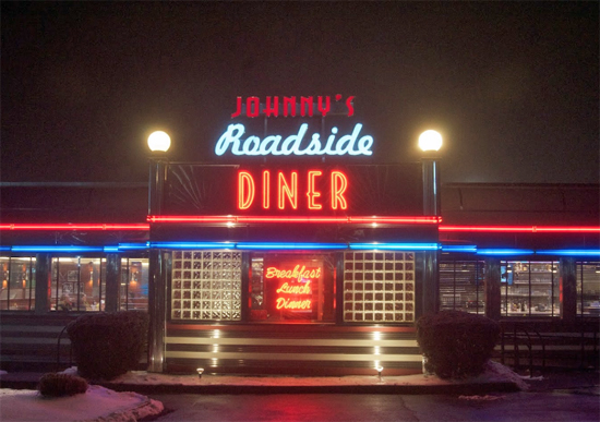 johnnys roadside diner