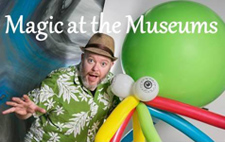 magic at museums 2 th