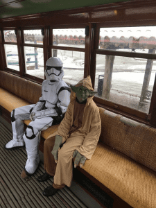 temp ct trolley starwars