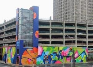 fresh paint murals wane one 1 columbus ctr