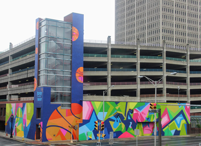 fresh paint murals wane one 1 columbus ctr