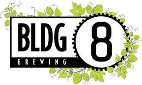 bldg 8 brewing logo