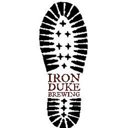 iron duke brewing logo