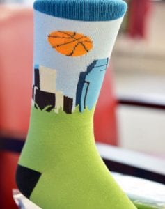 City of Firsts Socks