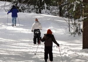 blog winter cross country skiing th