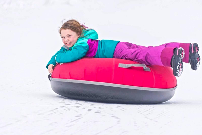 blog winter tubing