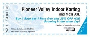 Pioneer Valley Indoor Karting