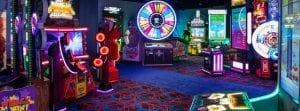 round1 bowling amusement slider