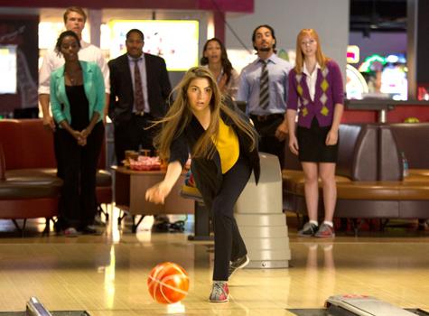 round1 bowling amusement