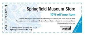 springfield museum store coupon20