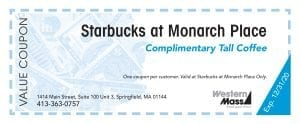 Starbucks at Monarch Place