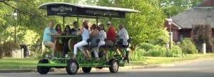 pedal n party slider