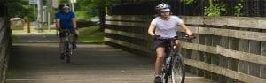 bike trail slider