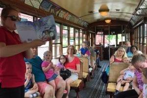 blog road trip 7 trolley museum