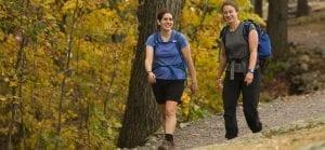 hiking walking trails slider