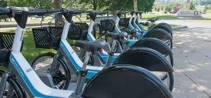 valley bike share slider